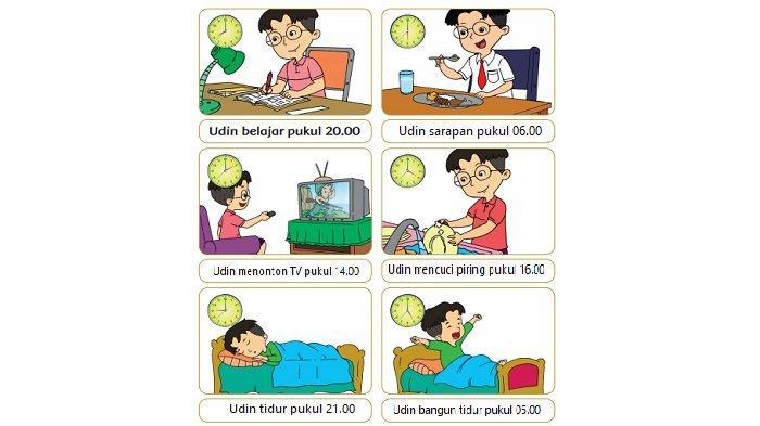 Kunci Jawaban Tema 8 Kelas 2 SD Halaman 70, 71, 75, 76, 77, 79, 82, 84, 85, dan 86