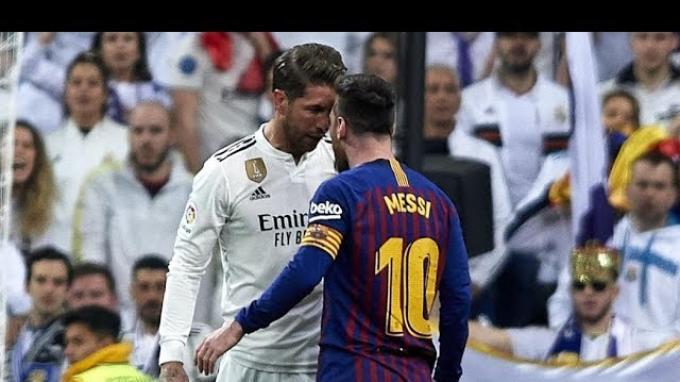 Lionel Messi dan Sergio Ramos Satu Tim, Apa Kata Dunia?