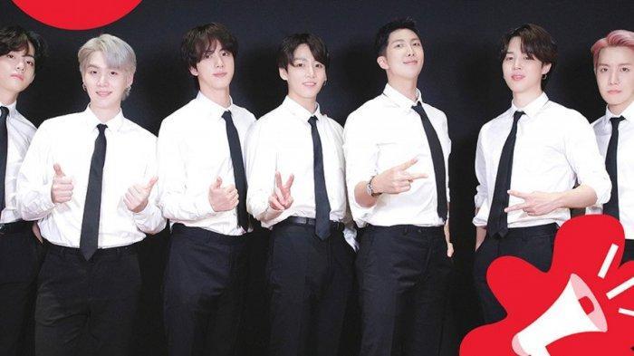 Akhir Tahun, BTS Akan Gelar 4 Konser Offline di Los Angeles