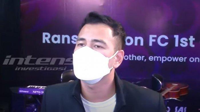 RANS Cilegon FC Masih Seumur Jagung, Raffi Ahmad Berburu Petuah dari PSSI