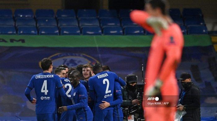 SUSUNAN PEMAIN Manchester City vs Chelsea, Nonton Live Streaming Liga Inggris di HP